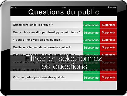 Questions du public 1